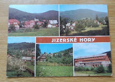 Pohled   Jizerské Hory