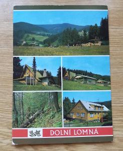 Pohled   Dolní Lomná