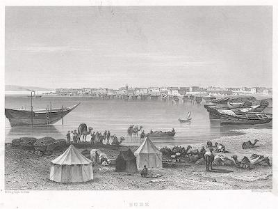 Suez, Meyer, oceloryt, 1860