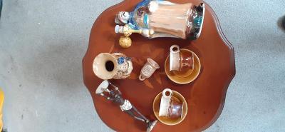 Různé věci porcelán
