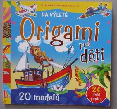 Origami pro děti - Na výletě
