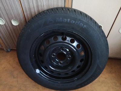 Sada 4 ks pneu s disky 165/70/13