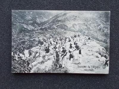 Armáda vojáci Albánie vojsko filatelie Mikoláš Aleš podpisy konzul