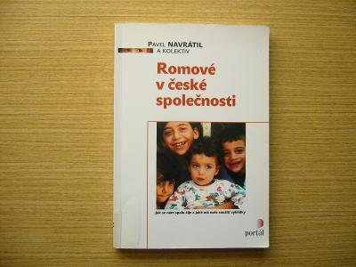 Pavel Navrátil a kol. - Romové v české společnosti   2003 -n