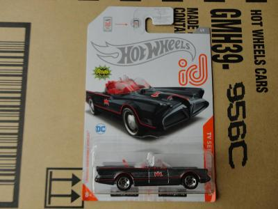 Hot Wheels id TV Series Batmobile.
