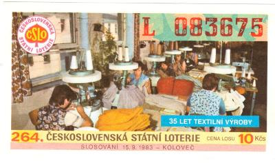 Los ČSL 1983 KOLOVEČ