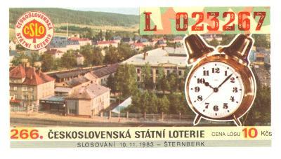 Los ČSL 1983 ŠTEMBERK