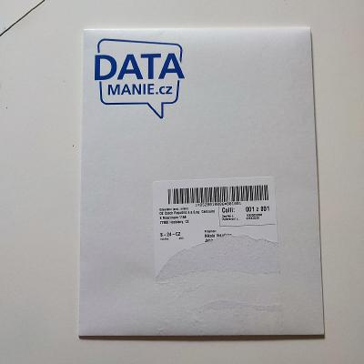 SIM karta O2 Datamanie(100 gb dat)