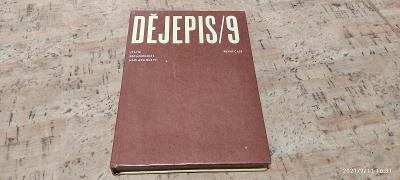 Dějepis pro 9. ročník, 1972