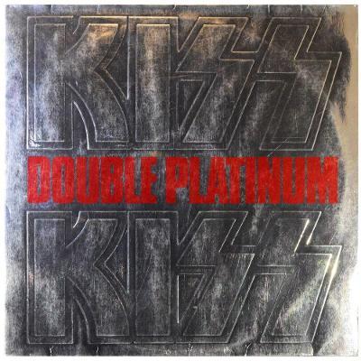 Gramofonová deska KISS - Double platinum (2LP)