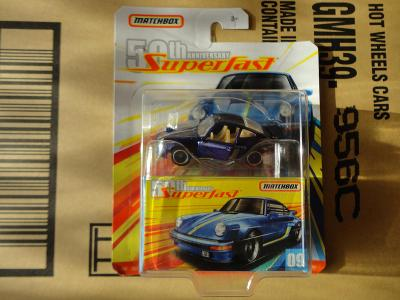 Matchbox Superfast 80 Porsche 911 Turbo.