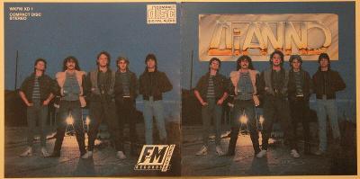 CD DiANNO - DiAnno 1984 ex- IRON MAIDEN CD