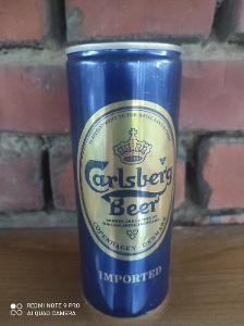 Carlsberg Beer imported Stará plechovka