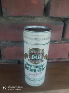 Stará plechovka Dortmunder Actien Bier