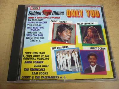 CD GOLDEN LOVE OLDIES - Only You