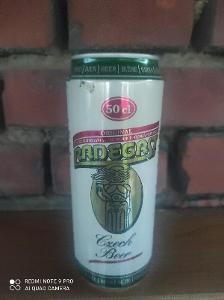 Stará plechovka Radegast 1995