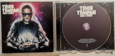 Tinie Tempah - Disc-Overy 2010