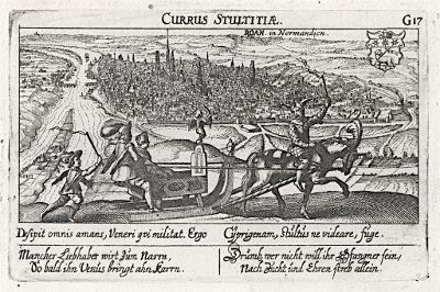 Rouen, Meisner, mědiryt, 1637