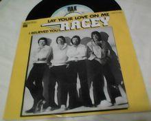 RACEY-LAY YOUR LOVE ON ME-SP-1978.