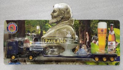 Reklamní pivní kamion - pivovar Paulaner