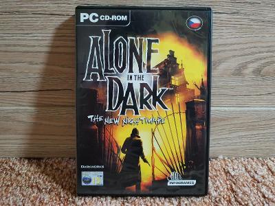 Alone in the Dark: The New Nightmare (PC hra, CZ manuál)