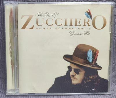 CD -  Zuchero ( 1997 ), CD V PĚKNÉM STAVU