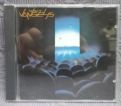 CD -  Vangelis , CD V PĚKNÉM STAVU