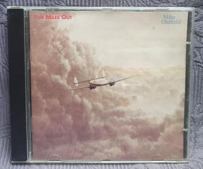 CD - Mike Oldfield  ( 1983 ), CD V PĚKNÉM STAVU