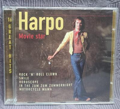 CD - Harpo  ( 1996 ) , CD V PĚKNÉM STAVU