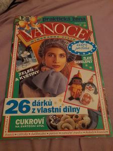 Časopis Praktická žena - VÁNOCE 1994