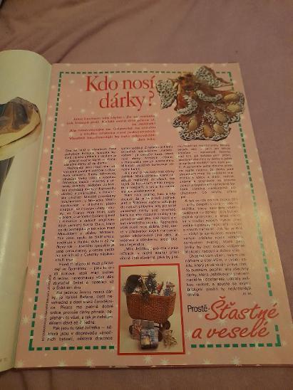 Časopis Praktická žena - VÁNOCE 1994 - Časopisy