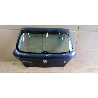 Peugeot 307 HB 01- tylna klapa bagażnika