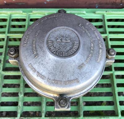 Škoda 105/120 - přídavný olejový filtr na vložky