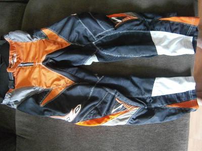 motocrossové kaltoty vel. 27