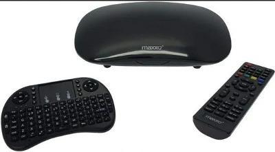 Multimediální centrum Maxxo DVB-T2 Android Box