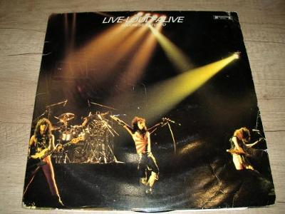 Loudness – Live-Loud-Alive (Loudness In Tokyo) (1984) 1.Press ,2xLP