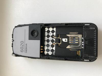 Nokia 6020 na dily