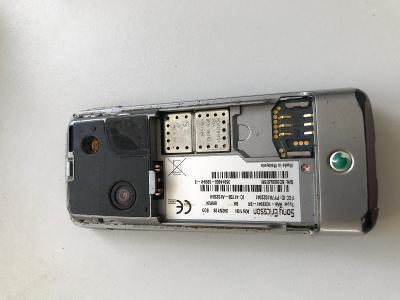 Sony ericson K510I na ND