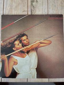 LP Roxy Music - Flesh+ Blood 1980