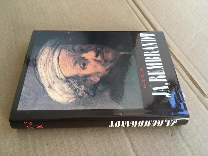 Já Rembrandt / David Weiss / Svoboda 1990 - Knihy
