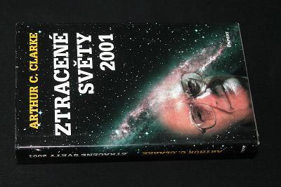 Ztracené světy 2001 - Arthur Charles Clarke  (k7)