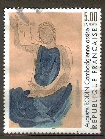 France 1990 Mi 2781 - Filatelie