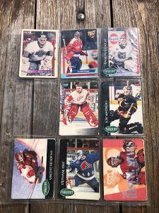 Hokejové kartičky 16 ks