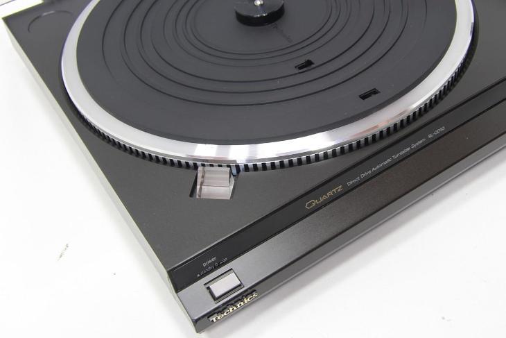 Kvalitní Gramofon TECHNICS **Quartz Direct Drive**Plně Automatická** - TV, audio, video
