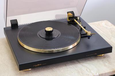 Grundig Finearts TT-903 - Ortofon MC 10 super