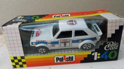 Polistil - model