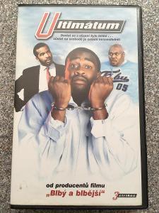 Ultimátum - 3 Strikes - VHS MGM
