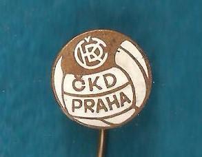 ČKD PRAHA - BOHEMIANS  (SMALT) *s40
