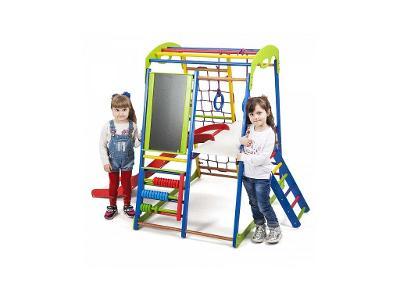 KinderSport BASIC PLUS 3 Ribstole pro dítě 132 x 8