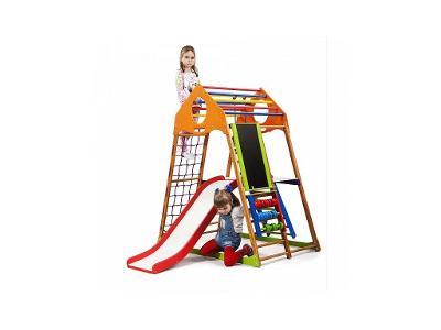 KinderSport hrací sestava RocketPlus3 s ribstole a